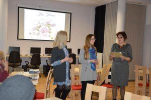 Spotkanie autorskie z Anetą Zamojską
