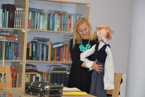 Spotkanie autorskie z Anną Bayer