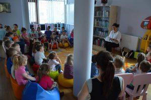 Spotkanie autorskie z Katarzyną Janowicz-Timofiejew