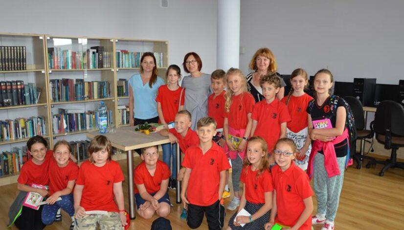 Spotkanie autorskie z Małgorzatą Strękowską-Zarembą