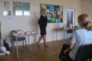 Spotkanie autorskie z Moniką Sawicką