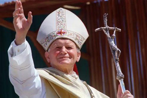 zdjęcie Jana Pawła II