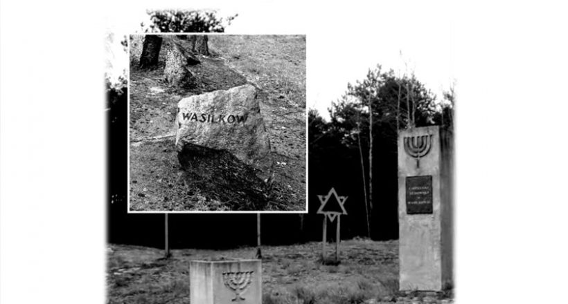 zagłada wasilkowskich żydów
