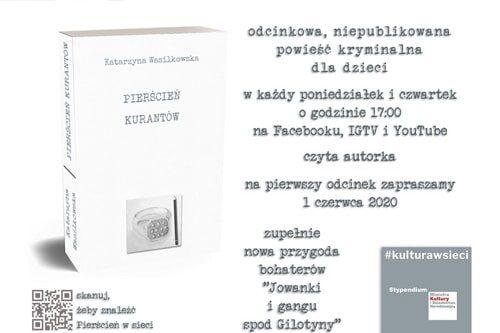 pierścień kurantów - książka