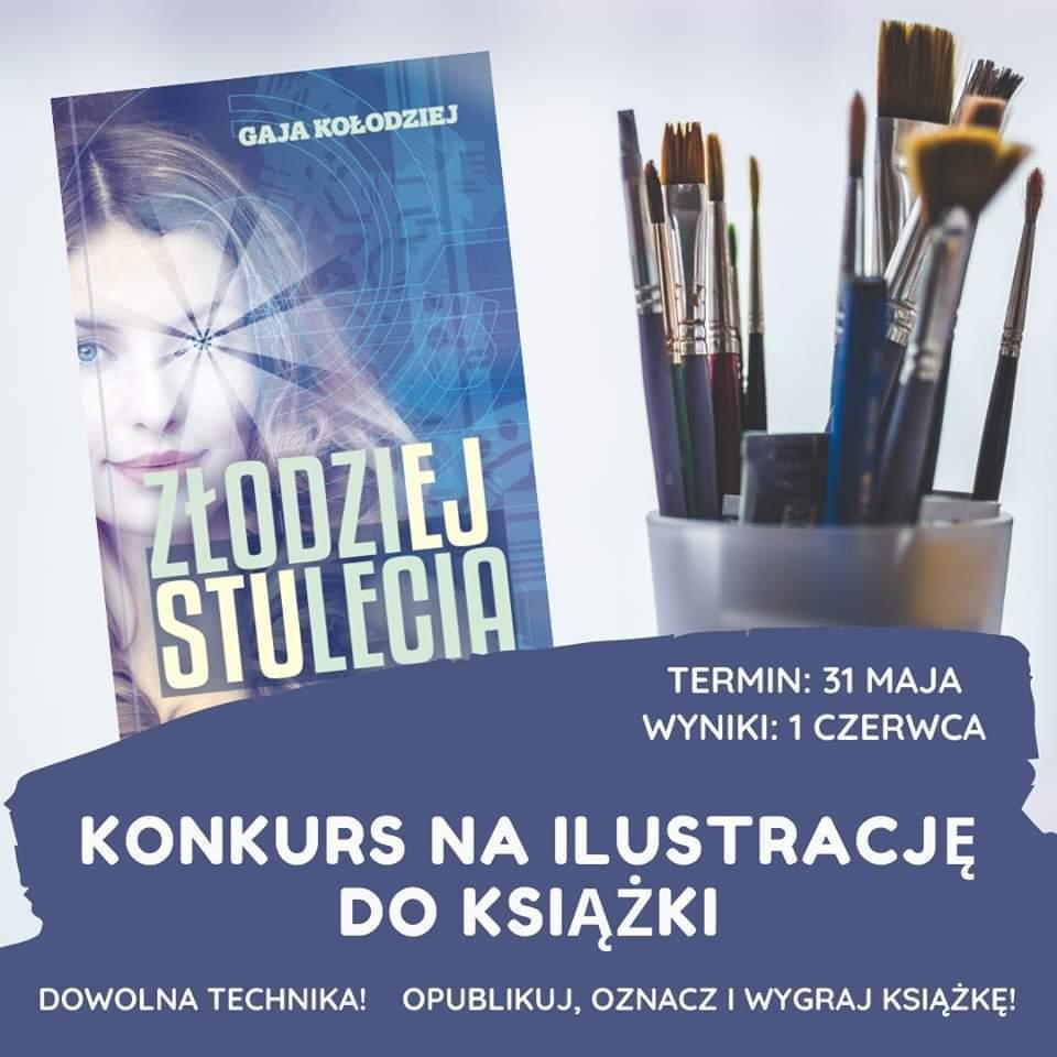 Konkurs na ilustrację do książki