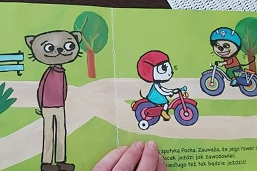 zdjęcie ilustracji w ksiązce