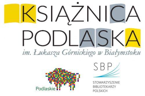 logo książnicy podlaskiej