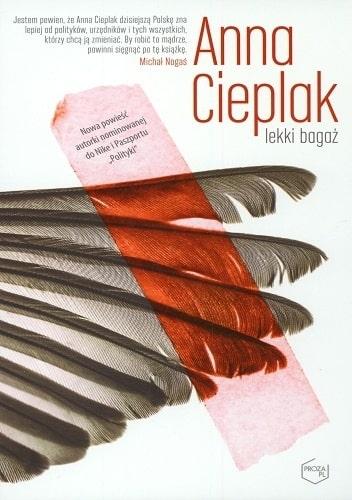 Anna Cieplak - Ciepły Bagaż - plakat