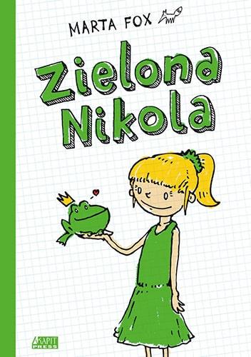 """Marta Fox """"Zielona Nikola"""""""