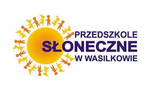logo przedszkole słoneczne w wasilkowie