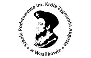 logo szkoły podstawowej im króla zygmunta w wasilkwoei
