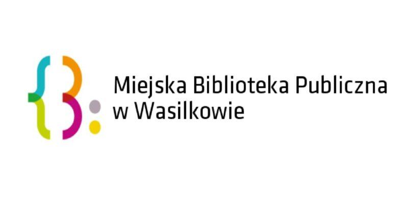 logo Miejskiej Biblioteki Publicznej w Wasilkowie