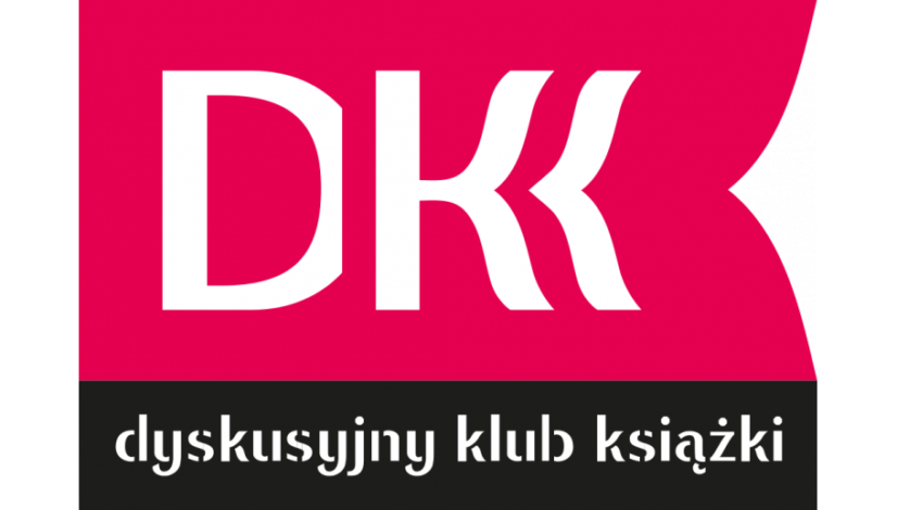 Logo Dyskusyjnego Klubu Książki